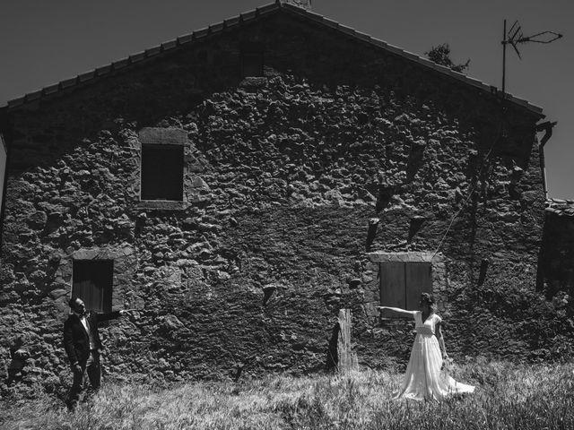 La boda de Víctor y María en Berlanga De Duero, Soria 97
