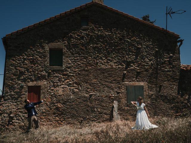 La boda de Víctor y María en Berlanga De Duero, Soria 98