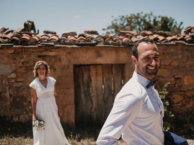 La boda de Víctor y María en Berlanga De Duero, Soria 106