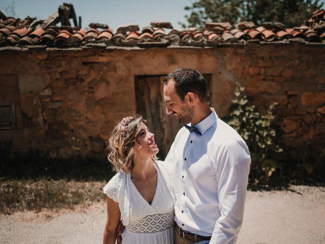 La boda de Víctor y María en Berlanga De Duero, Soria 108