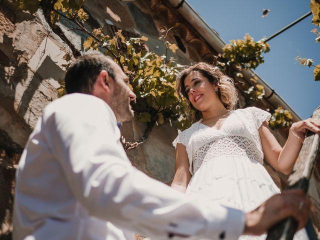 La boda de Víctor y María en Berlanga De Duero, Soria 110