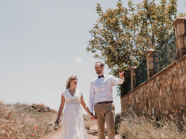 La boda de Víctor y María en Berlanga De Duero, Soria 113