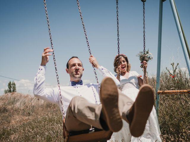 La boda de Víctor y María en Berlanga De Duero, Soria 115