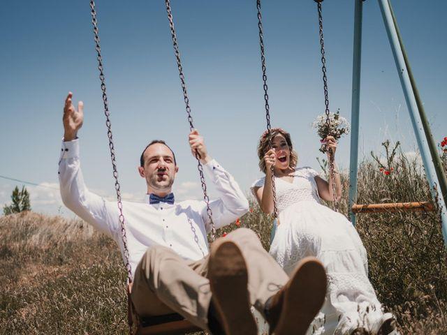 La boda de Víctor y María en Berlanga De Duero, Soria 116