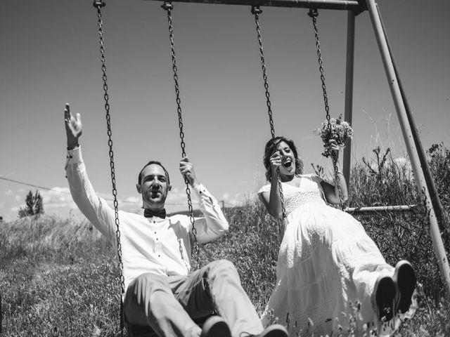 La boda de Víctor y María en Berlanga De Duero, Soria 117