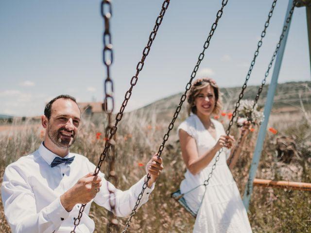 La boda de Víctor y María en Berlanga De Duero, Soria 119