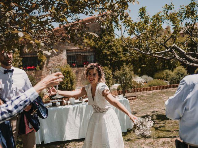 La boda de Víctor y María en Berlanga De Duero, Soria 120