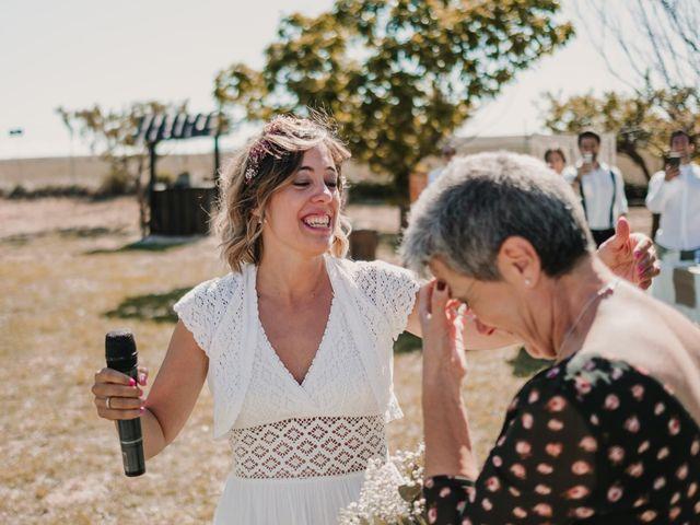 La boda de Víctor y María en Berlanga De Duero, Soria 124