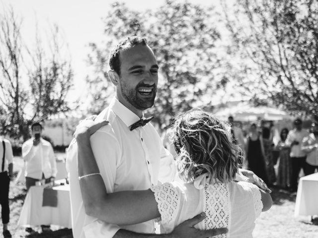La boda de Víctor y María en Berlanga De Duero, Soria 127