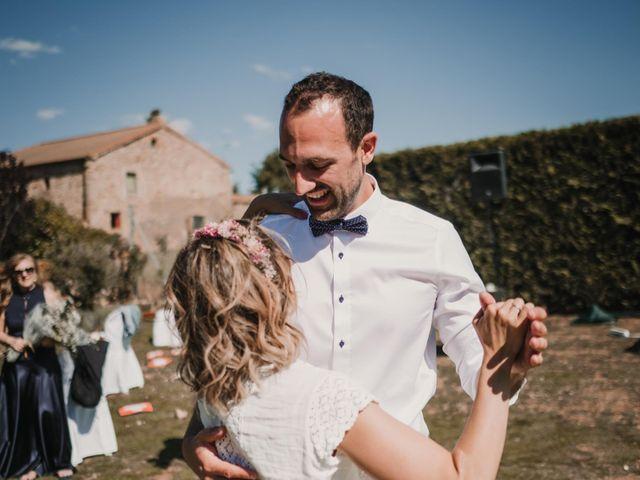 La boda de Víctor y María en Berlanga De Duero, Soria 129