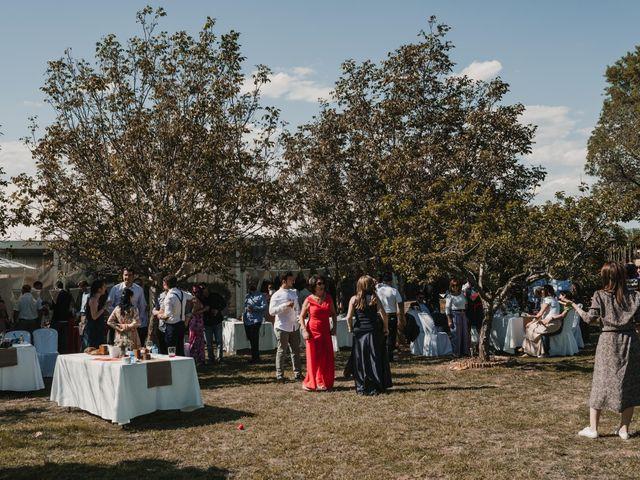 La boda de Víctor y María en Berlanga De Duero, Soria 136