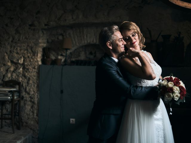 La boda de Paula y Silviu