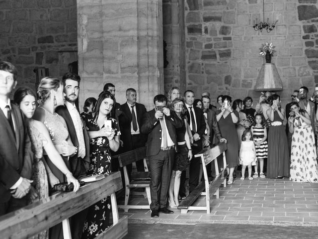 La boda de Borja y María en Fonz, Huesca 13