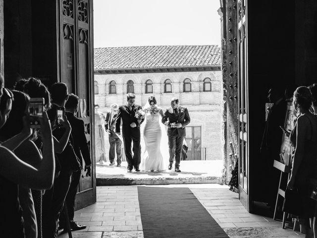 La boda de Borja y María en Fonz, Huesca 14