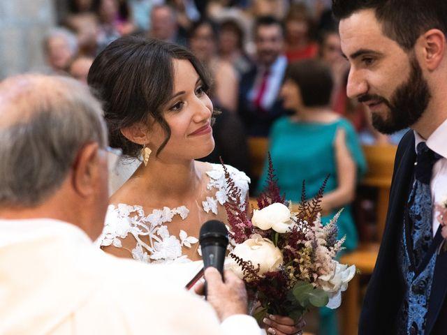 La boda de Borja y María en Fonz, Huesca 16