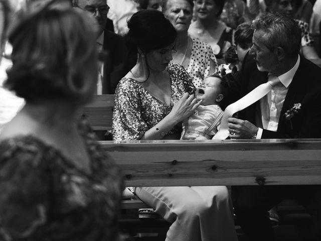 La boda de Borja y María en Fonz, Huesca 17