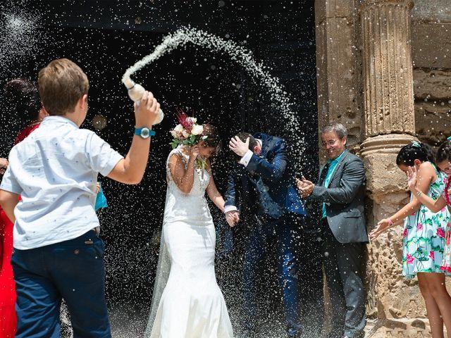 La boda de Borja y María en Fonz, Huesca 20