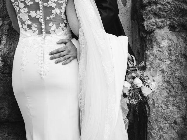 La boda de Borja y María en Fonz, Huesca 22
