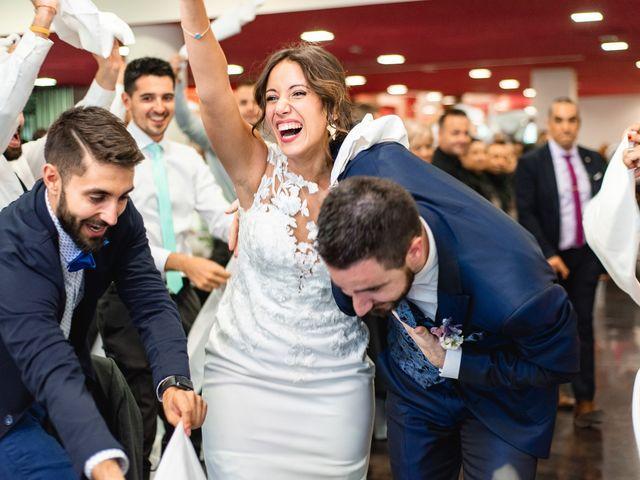 La boda de Borja y María en Fonz, Huesca 27