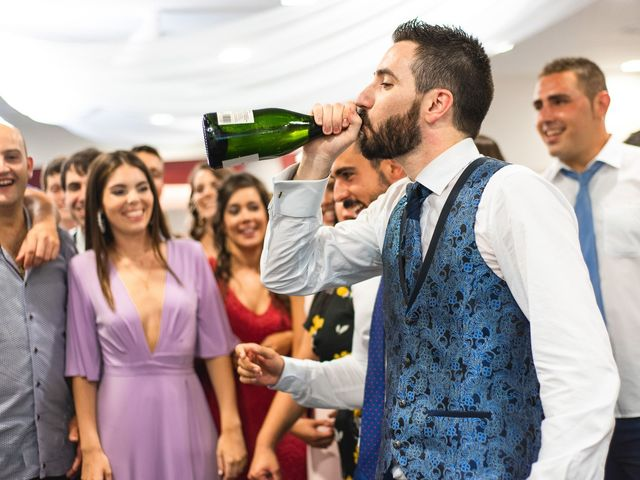 La boda de Borja y María en Fonz, Huesca 28