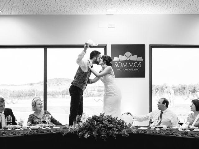 La boda de Borja y María en Fonz, Huesca 31