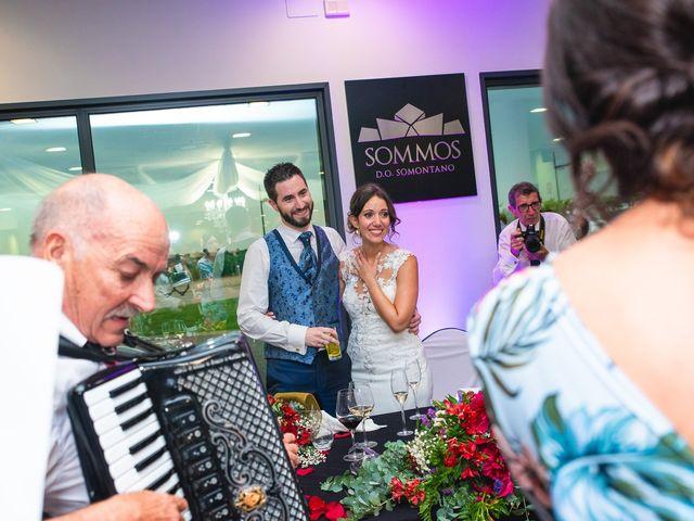 La boda de Borja y María en Fonz, Huesca 35