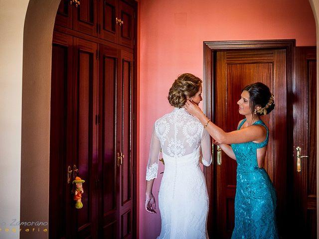 La boda de Jaime  y Laura en Almendralejo, Badajoz 5