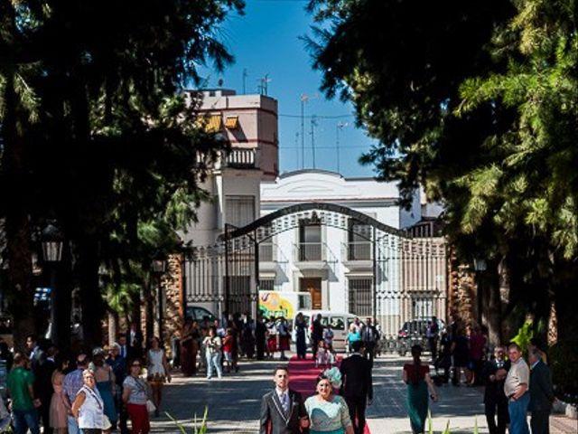 La boda de Jaime  y Laura en Almendralejo, Badajoz 7