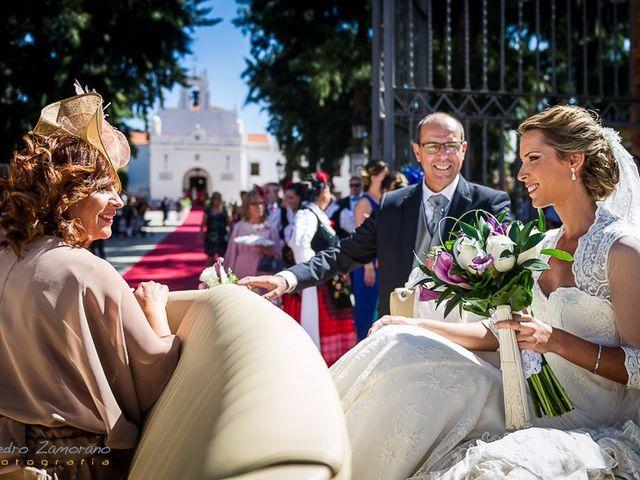 La boda de Jaime  y Laura en Almendralejo, Badajoz 8