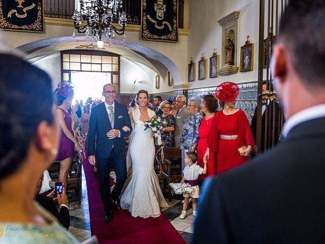 La boda de Jaime  y Laura en Almendralejo, Badajoz 10