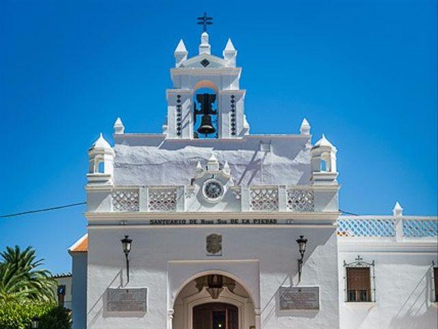La boda de Jaime  y Laura en Almendralejo, Badajoz 15