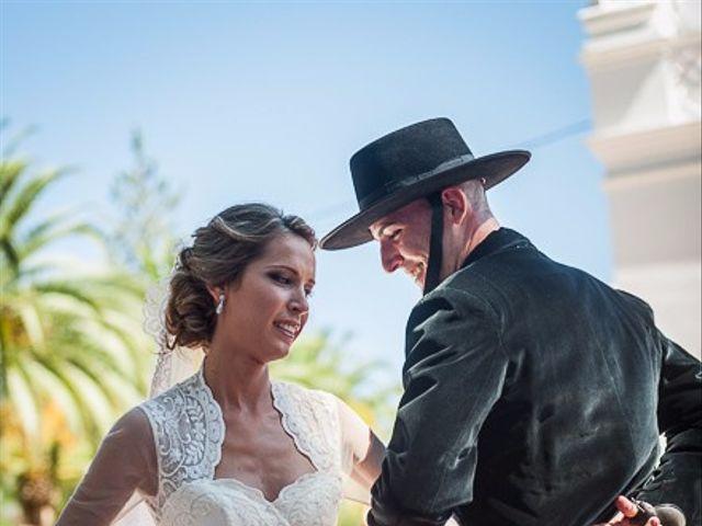 La boda de Jaime  y Laura en Almendralejo, Badajoz 16
