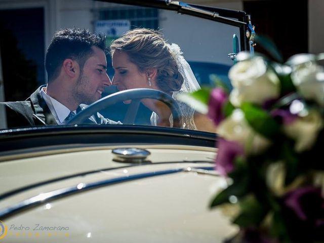 La boda de Jaime  y Laura en Almendralejo, Badajoz 21