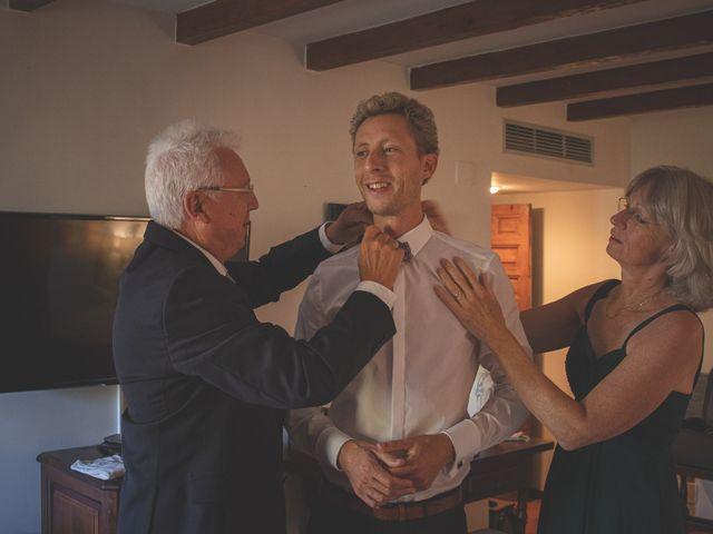 La boda de Markus y María en Mérida, Badajoz 4
