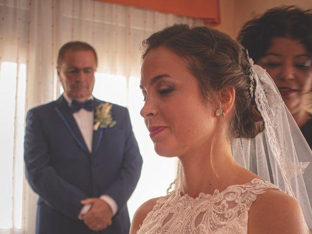 La boda de Markus y María en Mérida, Badajoz 21