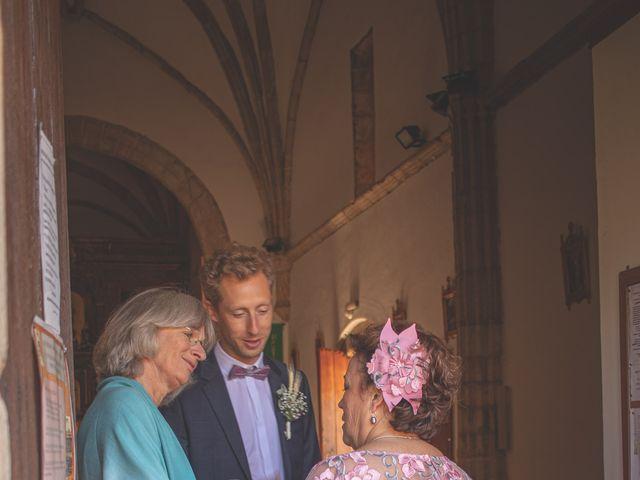 La boda de Markus y María en Mérida, Badajoz 25