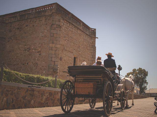 La boda de Markus y María en Mérida, Badajoz 28