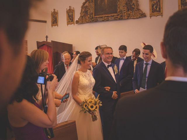 La boda de Markus y María en Mérida, Badajoz 29