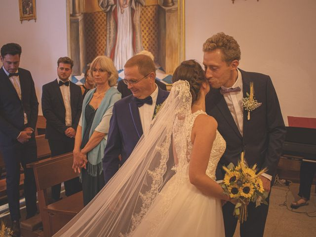 La boda de Markus y María en Mérida, Badajoz 31