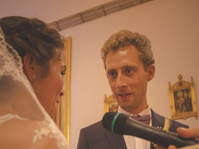 La boda de Markus y María en Mérida, Badajoz 38