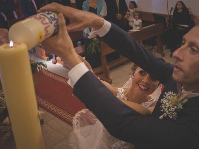 La boda de Markus y María en Mérida, Badajoz 39