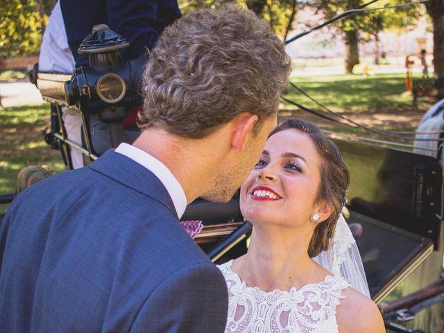 La boda de Markus y María en Mérida, Badajoz 44