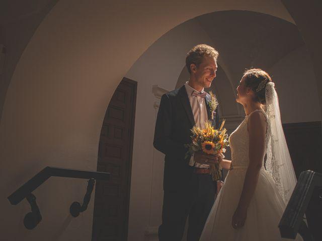 La boda de María y Markus