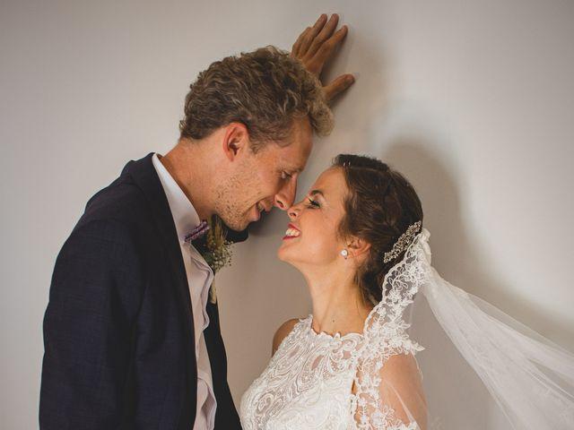 La boda de Markus y María en Mérida, Badajoz 46