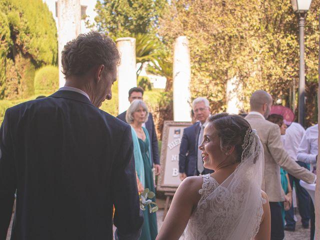 La boda de Markus y María en Mérida, Badajoz 47