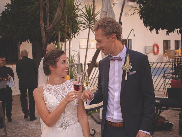 La boda de Markus y María en Mérida, Badajoz 48