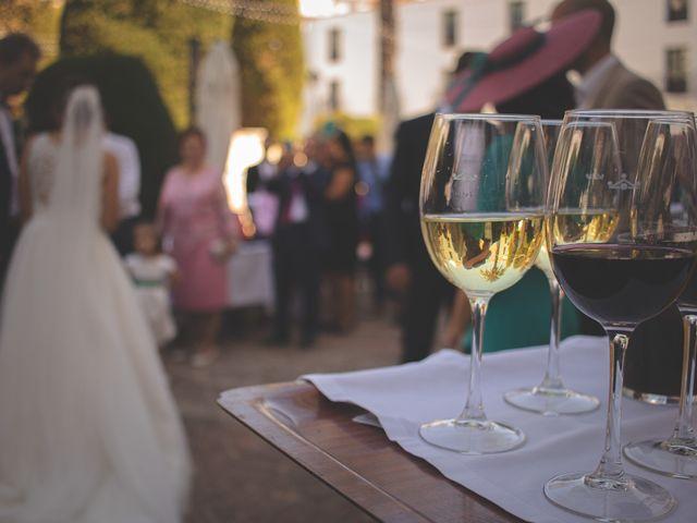 La boda de Markus y María en Mérida, Badajoz 49