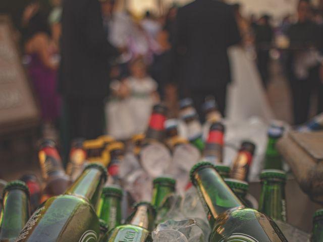 La boda de Markus y María en Mérida, Badajoz 50