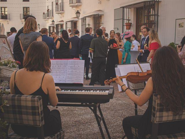 La boda de Markus y María en Mérida, Badajoz 51