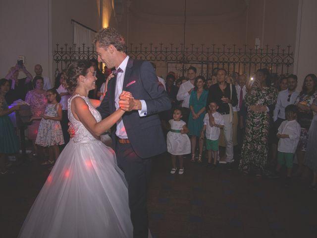 La boda de Markus y María en Mérida, Badajoz 60